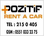 Pozitif Rent A Car